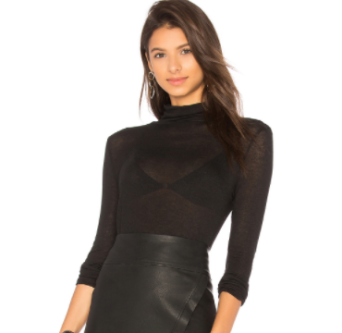 David Lerner Knit Turtleneck